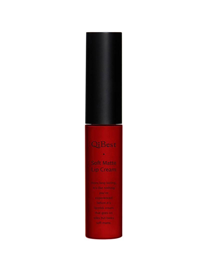 Non-Sticking Matte Lip Gloss 608 Red