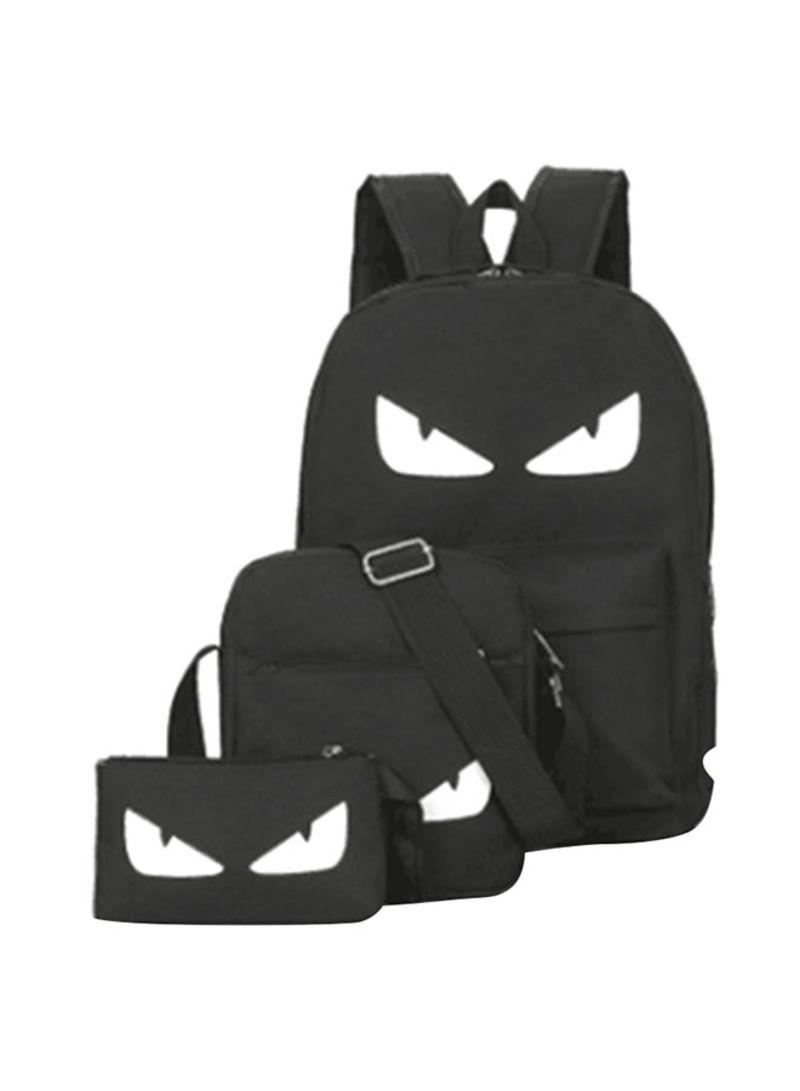 Pack Of 3 Student Backpacks