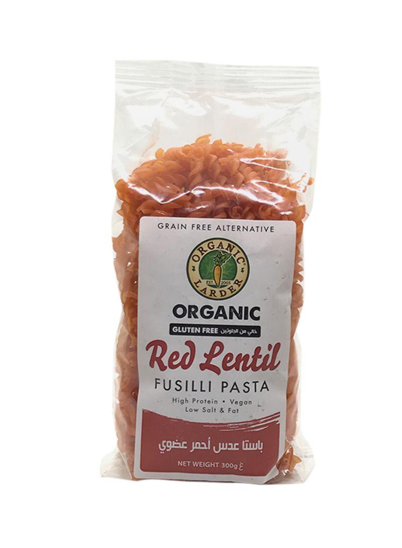 Lentil Fusilli Pasta 300 g