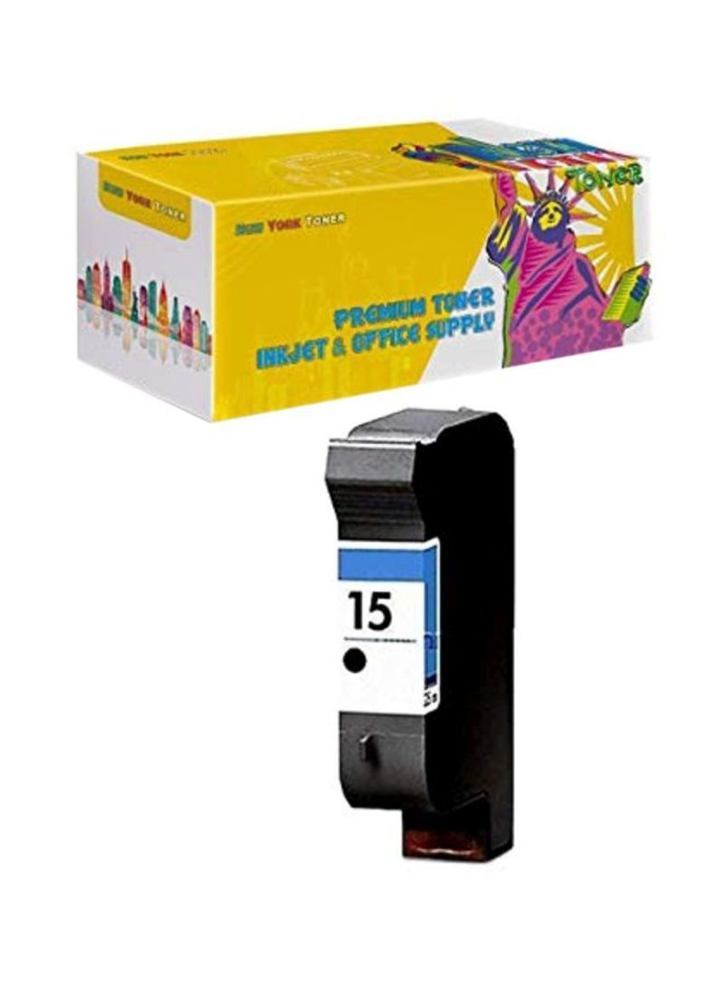 Replacement Ink Cartridge For HP Printers Black