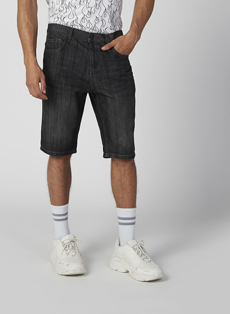 Originals Square Pockets Shorts Black