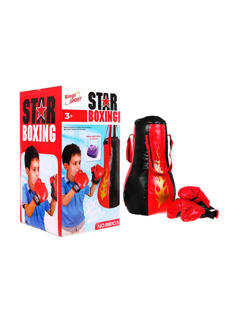Super Star Boxing Gloves