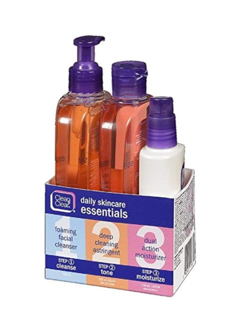 Daily Skincare Essentials Set