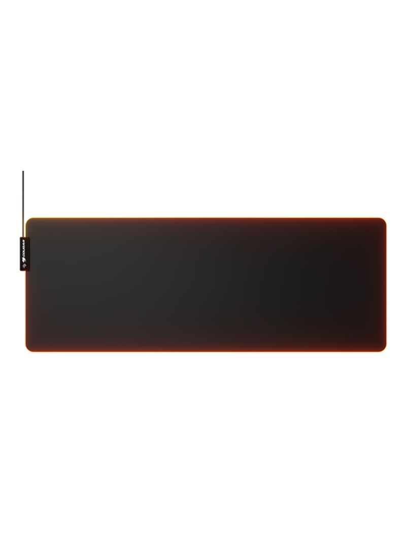 NeonMouse Pad With 14 Lighting Effects Black