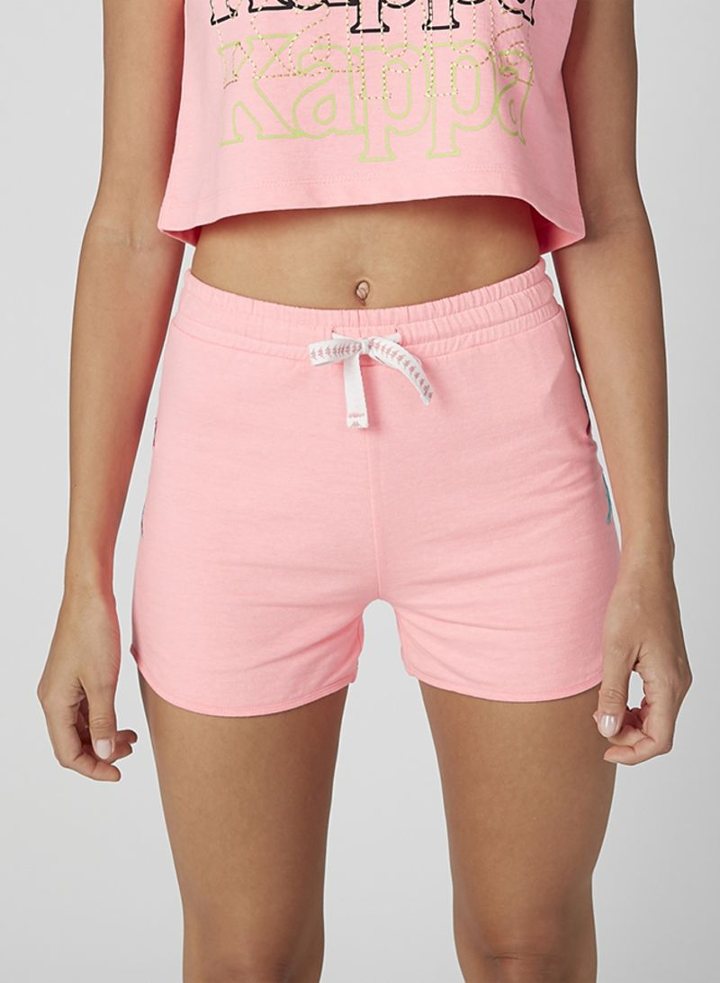 SP-Beach Shorts Pink