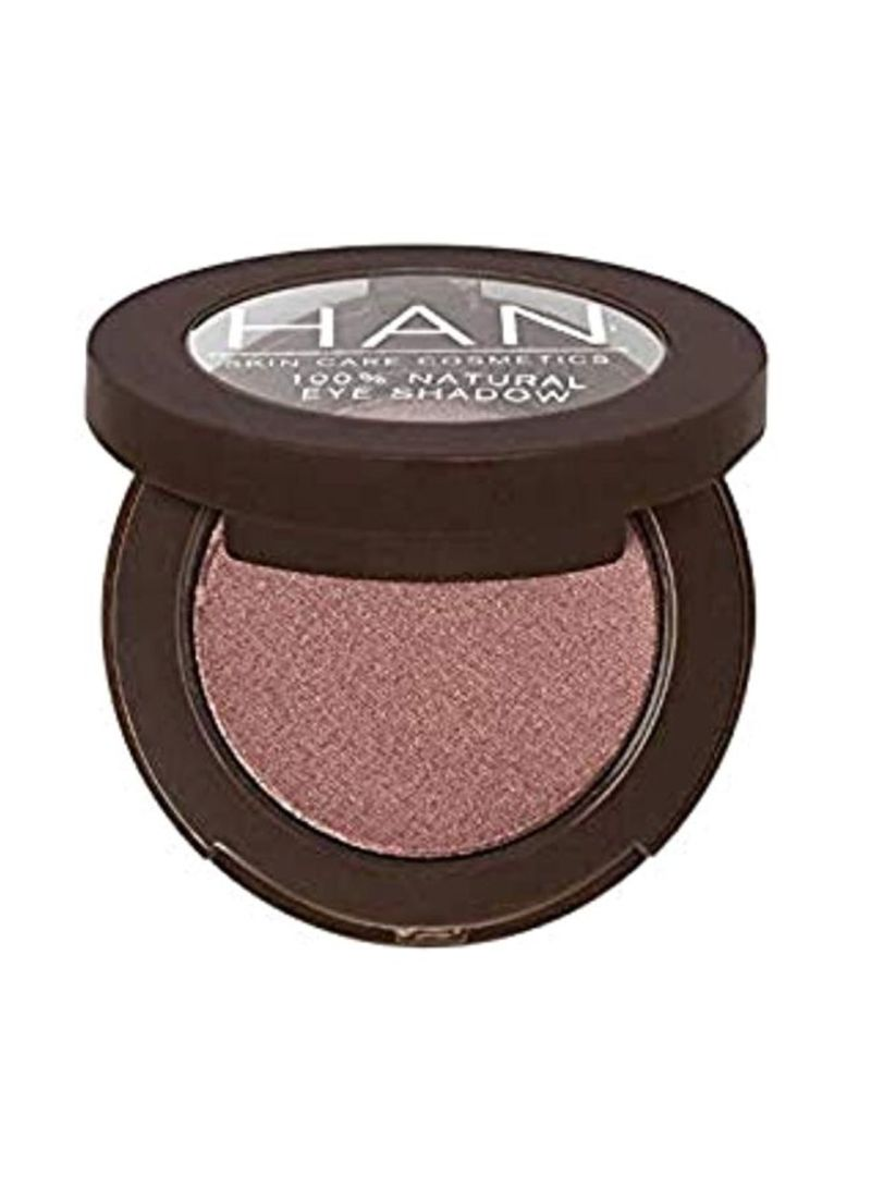 Skincare Cosmetics All Natural Eyeshadow Taupey Plum