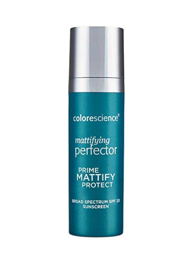Mattifying Perfector Face Primer SPF20 Beige