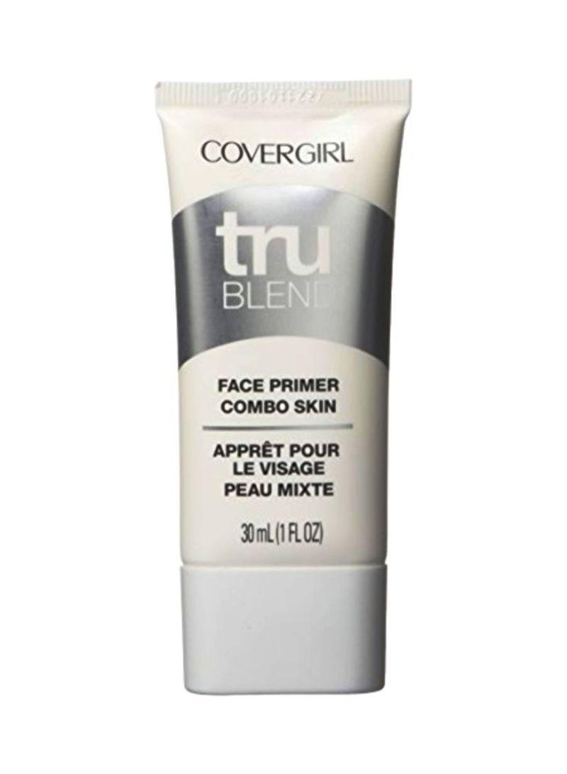 Trublend Face Primer Combo Skin Clear