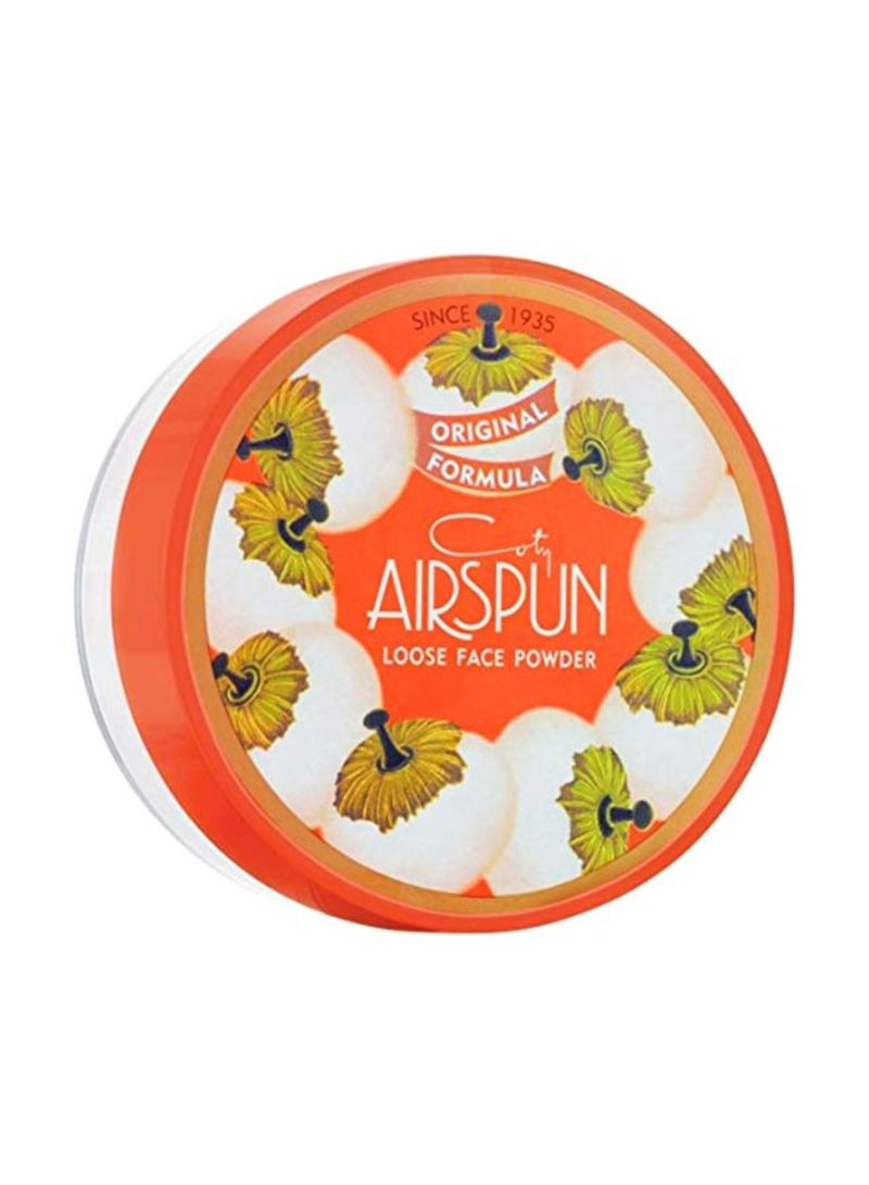 6-Piece Airspun Loose Face Powder Naturally Neutral