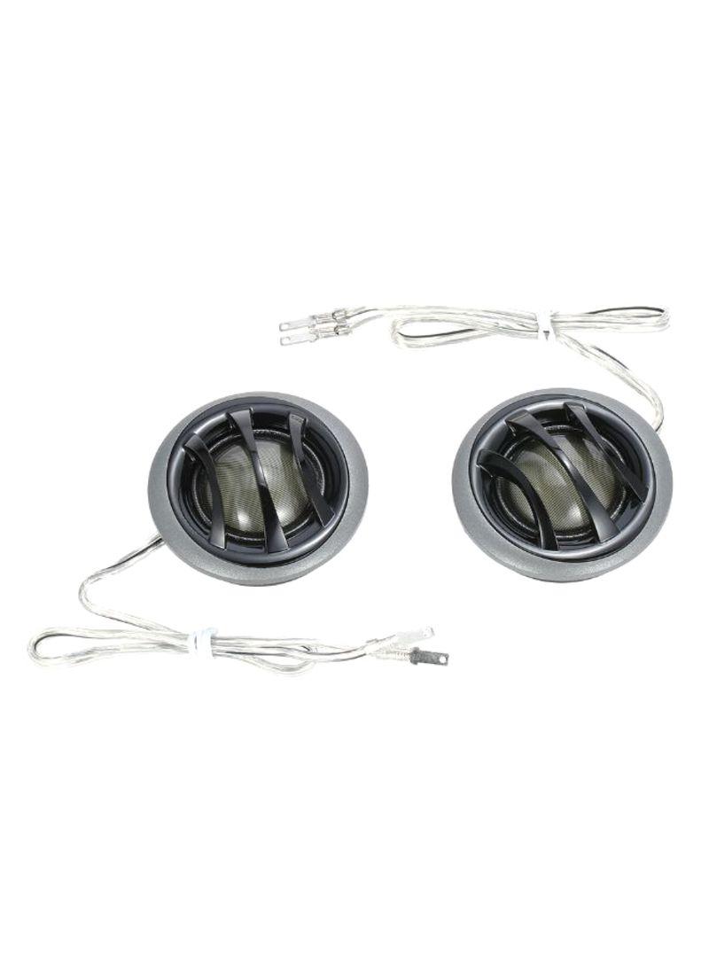 2 -Inch 150W Micro Dome Car Audio Tweeters Speakers