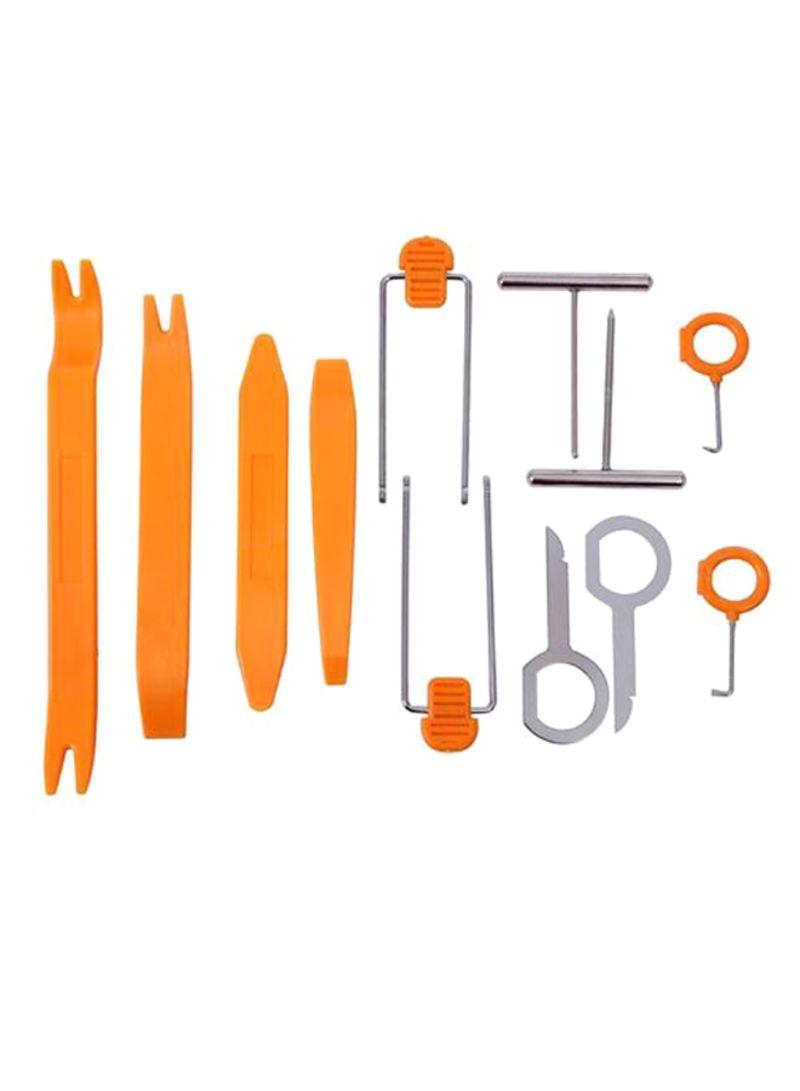Universal Car Door Clip Panel Trim Dash Radio Audio Tools Kit