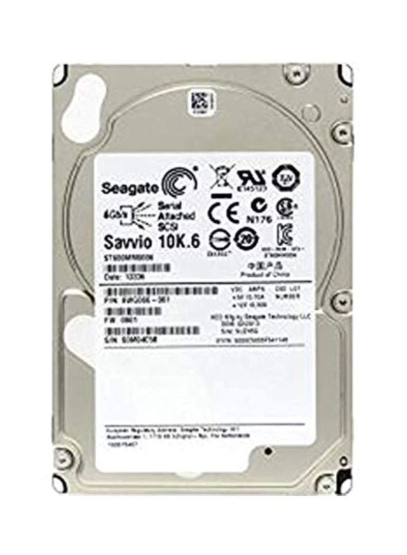 Savvio HDD Internal Hard Drives Silver 600 GB