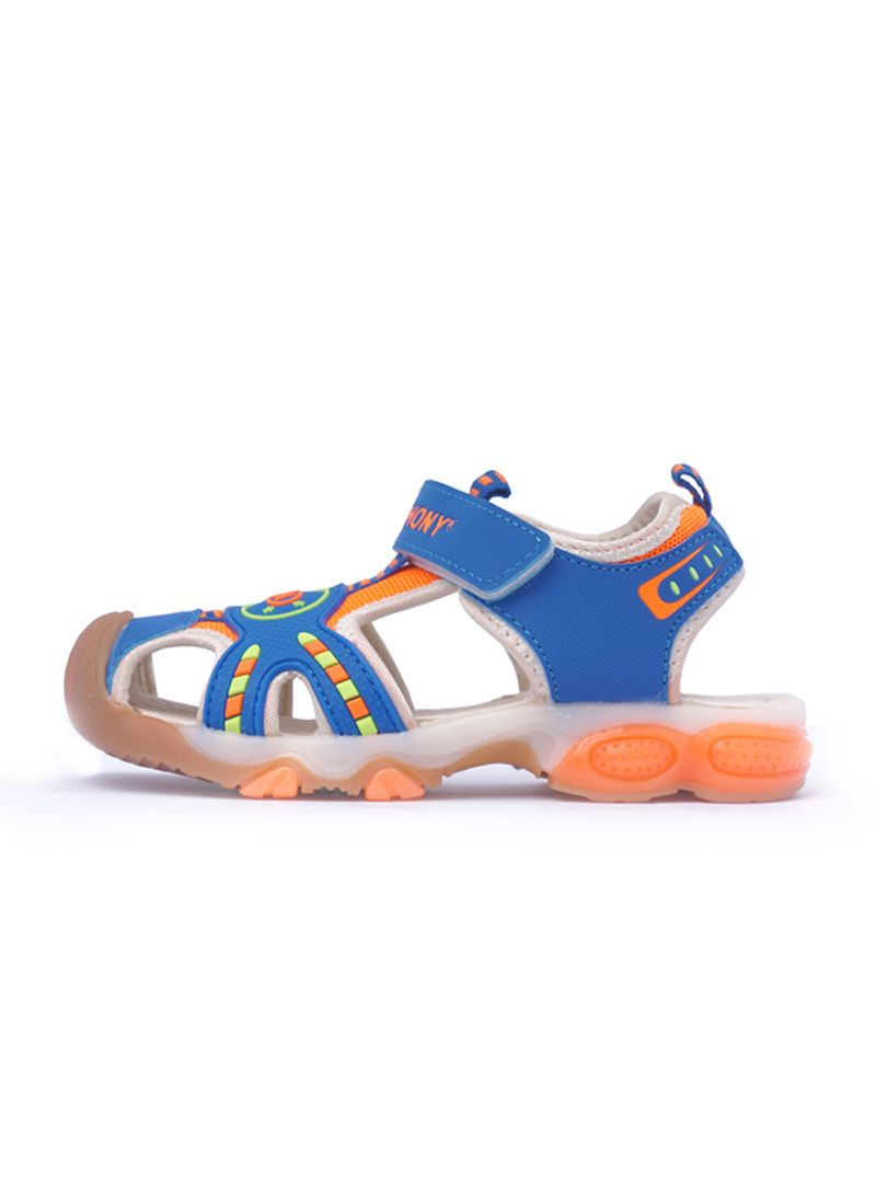 Motion Lights Fisherman Sandals