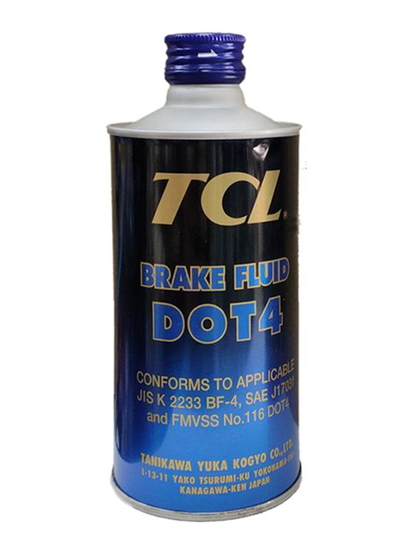 Dot 4 Brake Fluid