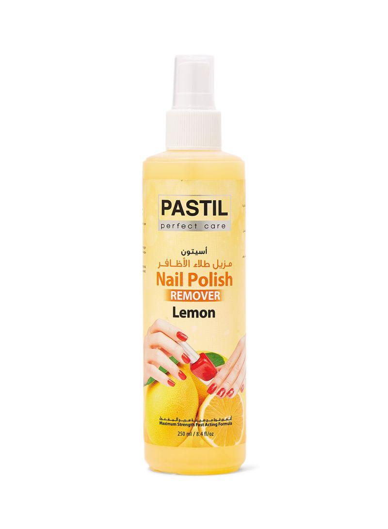 Lemon Essence Nail Polish Remover