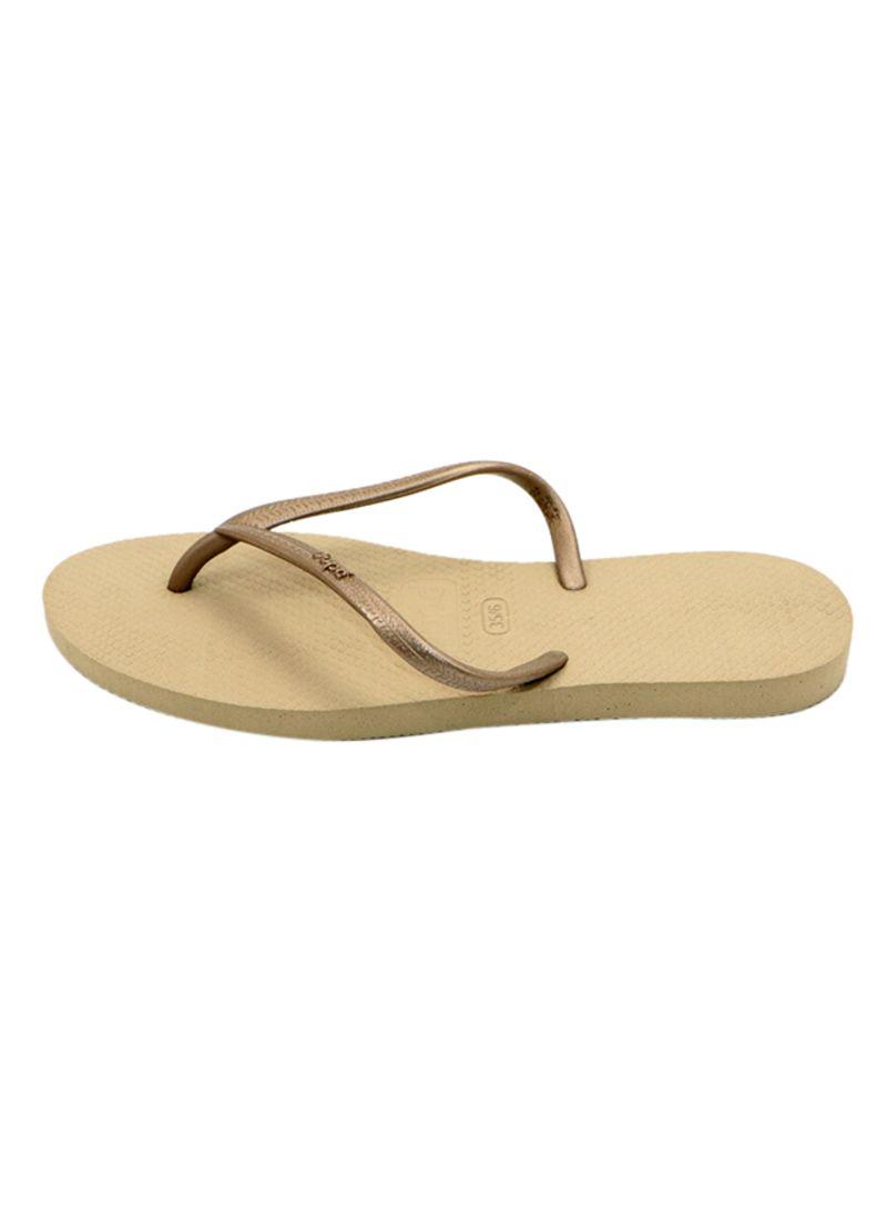 Thong Design Flip Flops